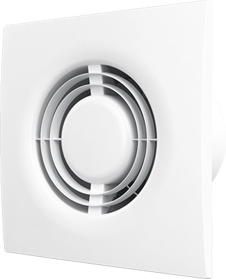 Вентилятор осевой c сеткой, контроллером Fusion Logic 1.2 и обратн. клапаном ERA NEO 6 S C MRe D 150
