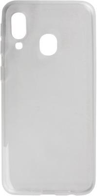 Чехол (клип-кейс) Red Line iBox Crystal для Samsung Galaxy A40 (прозрачный)
