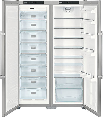 Холодильник Side by Liebherr SBSesf 7212-26 (SGNesf 3063-26 + SKesf 4240-26)