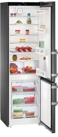 Фото - Двухкамерный холодильник Liebherr CNbs 4015-21 холодильник liebherr cnbs 4835 двухкамерный черная сталь