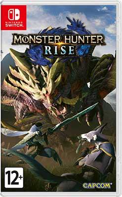 Игра для приставки Nintendo Monster Hunter Rise