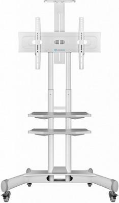 Фото - Мобильная стойка под телевизор ONKRON TS1552 белая мобильная стойка под телевизор itech l503 w