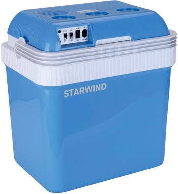Автомобильный холодильник Starwind CB-112 голубой/белый