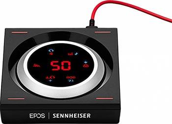 Фото - Усилитель для наушников Epos Sennheiser GSX 1000 USB 7.1 усилитель для наушников epos sennheiser gsx 1000 usb 7 1