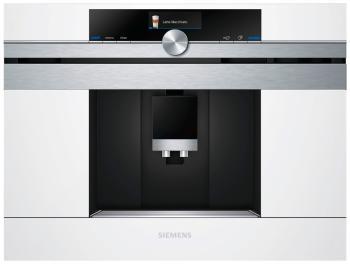 Встраиваемое кофейное оборудование Siemens CT 636 LEW1 встраиваемое кофейное оборудование electrolux ebc 54524 oz