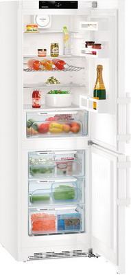 лучшая цена Двухкамерный холодильник Liebherr CN 4315-20