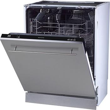 Полновстраиваемая посудомоечная машина Zigmund & Shtain DW 139.6005 X