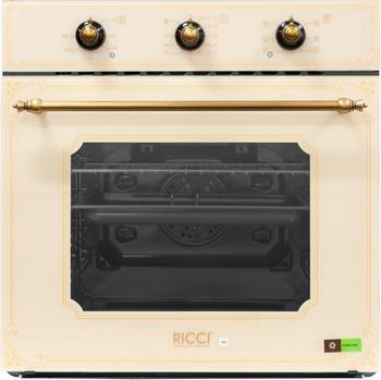 цена Встраиваемый электрический духовой шкаф Ricci REO 640 BG онлайн в 2017 году