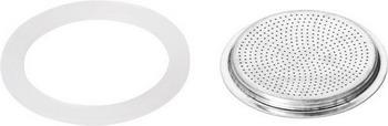 Фильтр и 2 силиконовые прокладки Tescoma 6 кружек 64700604