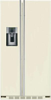 Холодильник Side by Side Iomabe ORE 24 VGHFBI бежевый холодильник side by side iomabe ore 24 vghfnm черный