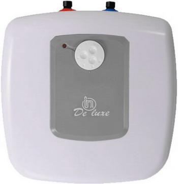 Водонагреватель накопительный DeLuxe DSZF 15-LJ/15 CE (под мойкой) белый цена и фото