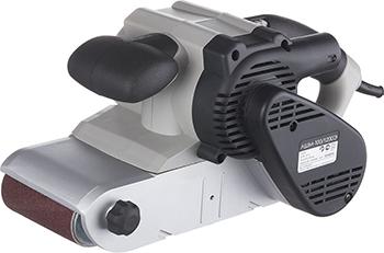 Ленточная шлифовальная машина Интерскол ЛШМ-100/1200Э (72.1.1.00) шлифовальная машина интерскол лшм 100 1200э