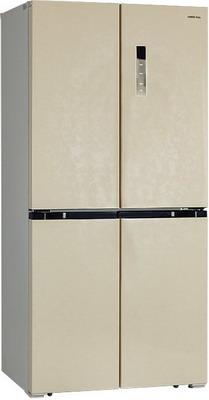Многокамерный холодильник Hiberg RFQ-490 DX NFYm