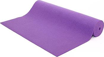 Коврик для йоги и фитнеса Z-sports BB 8310 фиолетовый коврик для йоги и фитнеса profi fit 6 мм стандарт серый