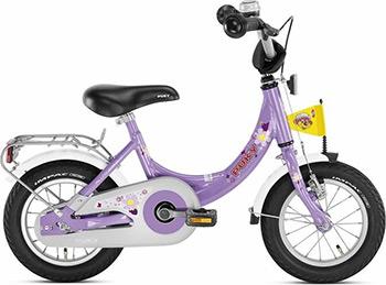 Велосипед Puky ZL 12-1 Alu 4124 lilac лиловый