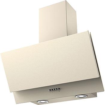 Вытяжка Krona Steel Olly 600 ivory PB вытяжка подвесная krona olly 600 white pb белый
