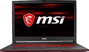 Ноутбук MSI MSI GL 73 8RD-445 RU i7-8750 H (9S7-17 C 612-445) Black printio gl by kkaravaev ru