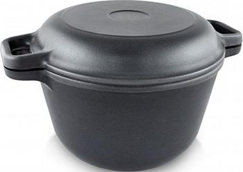 Фото - Казан НМП 6870 с крышкой-сковородой 7 л казан vari litta с крышкой сковородой с антипригарным покрытием 6 л