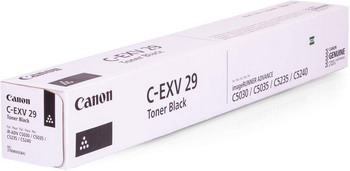 Фото - Тонер-картридж Canon C-EXV 29 Bk 2790 B 002 Чёрный картридж canon 711 y 1657 b 002 жёлтый
