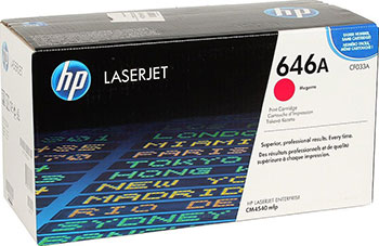 Картридж HP CF 033 A Пурпурный европласт 1 56 033 европласт потолочная розетка