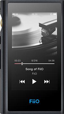 Hi-fi Портативный плеер FiiO M9 Black hi fi портативный плеер fiio m7 silver