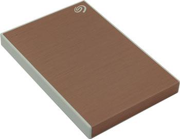 Внешний жесткий диск (HDD) Seagate 2TB ROSE GOLD STHN2000405