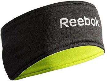 Повязка на голову Reebok двухсторонняя RRAC-10125