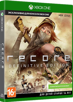 Игра для приставки Microsoft Xbox One RECORE (GYQ-00025) backpack xbox one