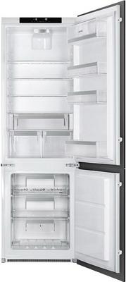 Встраиваемый двухкамерный холодильник Smeg C7280NLD2P1 цены онлайн