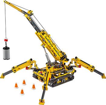 Конструктор Lego Technic Мостовой кран 42097