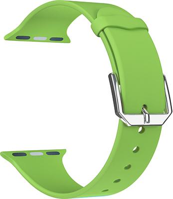 Фото - Ремешок для часов Lyambda для Apple Watch 42/44 mm ALCOR DS-APS08C-44-GN Green lyambda силиконовый ремешок alcor для apple watch 42 44 mm green