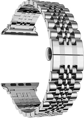 Ремешок для часов Lyambda Apple Watch 38/40 mm CASTOR DS-APG-04-40-SL Silver