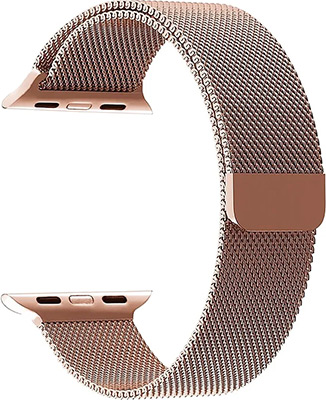 Ремешок для часов Lyambda Apple Watch 42/44 mm CAPELLA DS-APM02-44-RG Rose Gold