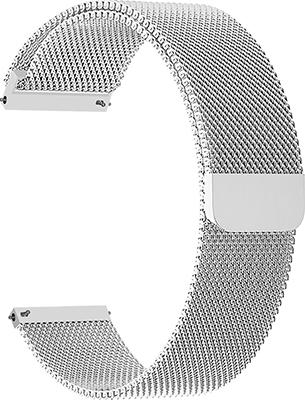 цена на Ремешок для часов Lyambda универсальный для часов 22 mm CAPELLA DS-GM-01-22-SL Silver