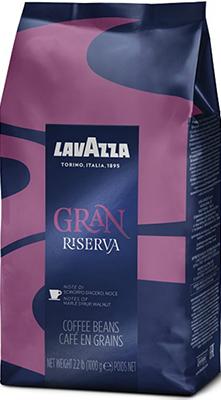 Кофе в зернах Lavazza Gran Riserva Bag 1кг цена