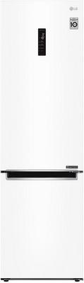Двухкамерный холодильник LG GA-B 509 MQSL белый двухкамерный холодильник lg ga b 459 sqcl белый