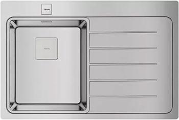 Кухонная мойка Teka ZENIT R15 1B 1D RHD 78 2 AUTO WASTE