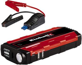 Устройство пусковое аккумуляторное Einhell CE-JS 8 1091511 аккумуляторное многофункциональное устройство hitachi cv14dbl rf