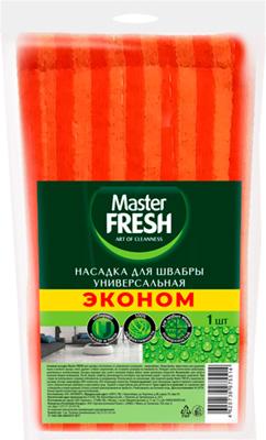 Насадка для швабры Master FRESH универсальная ЭКОНОМ (микрофибра бархат) С0006357
