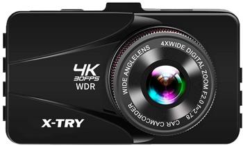 Автомобильный видеорегистратор X-TRY XTC D4010 4K 32 GB