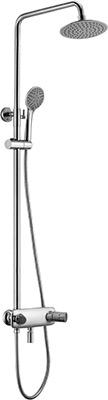 Смеситель для ванной комнаты Lemark, Wing LM5362C для ванны и душа, Чехия  - купить со скидкой