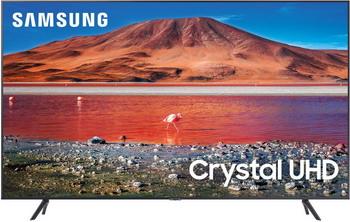Фото - 4K (UHD) телевизор Samsung UE50TU7090UXRU телевизор samsung 50 4k ue50tu7090uxru