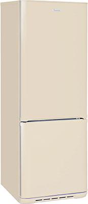 Двухкамерный холодильник Бирюса Б-G320NF бежевый холодильник бирюса б m633 двухкамерный серебристый металлик