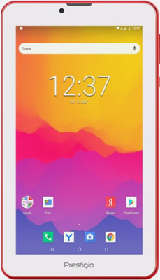 Фото - Планшет Prestigio Wize 4317 3G коралловый планшет prestigio wize 4227 3g dark grey pmt42273gcru spreadtrum sc7731e 1 3 ghz 1024mb 8gb 3g wi fi bluetooth cam 7 0 1024x600 android