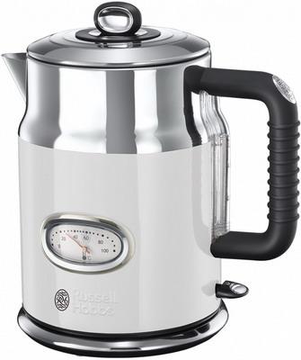 Чайник электрический Russell Hobbs Retro 21674-70 белый