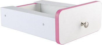 Ящичек для принадлежностей FunDesk от парты Amare Pink 221556 растущие парты
