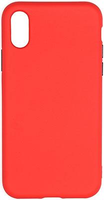 Чеxол (клип-кейс) Eva EVA чехол для Iphone Apple X/XS - Красный 7279/X-R платье oodji ultra цвет красный белый 14001071 13 46148 4512s размер xs 42 170