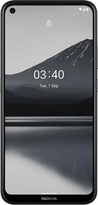 Смартфон Nokia 3.4 DS (TA-1283) 3/64GB Grey/серый смартфон nokia 2 4 ds ta 1270 серый 6 5 32 гб wi fi bluetooth 3g 4g gps