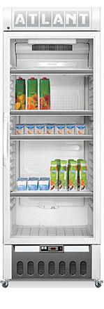 Холодильная витрина ATLANT ХТ 1006 атлант холодильная витрина атлант хт 1003 белый однокамерный