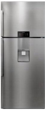 Двухкамерный холодильник Daewoo FGK 56 EFG